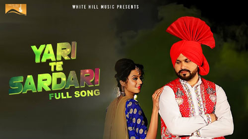 Yari Te Sardari Lyrics by Jasprit Monu