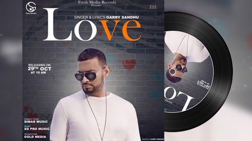 Love Lyrics by Garry Sandhu