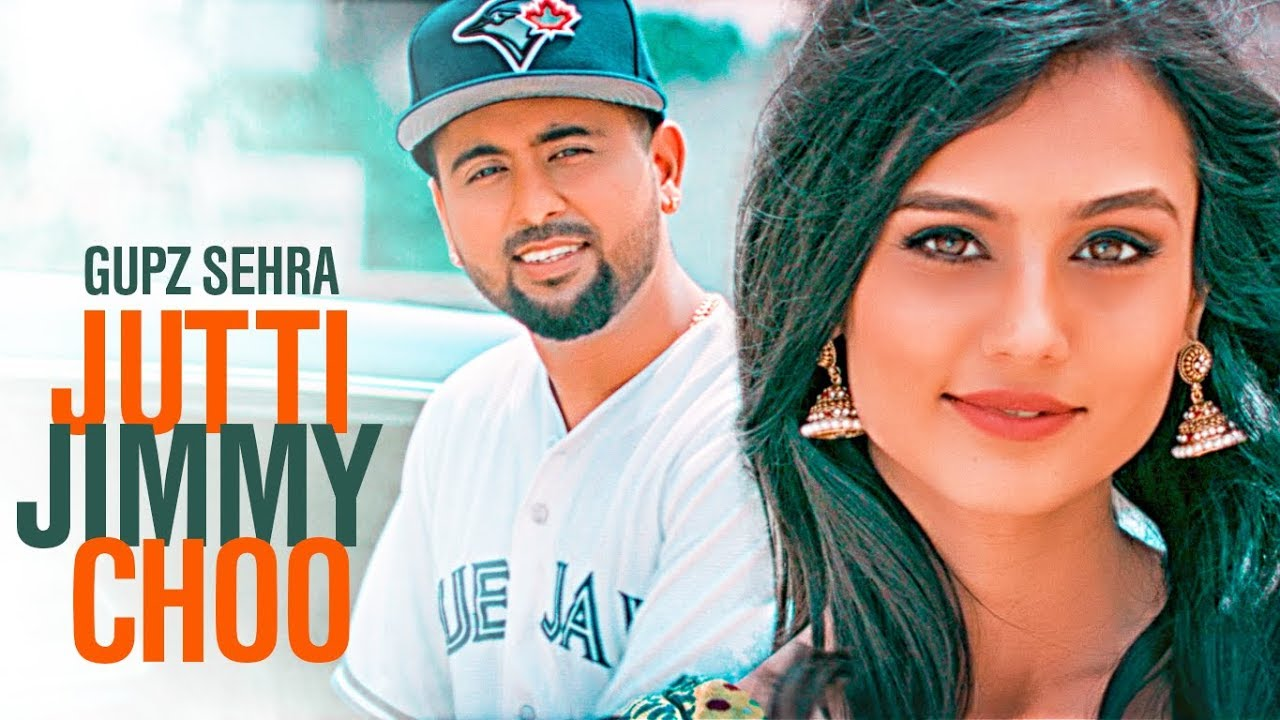 Jutti Jimmy Choo Lyrics by Gupz Sehra