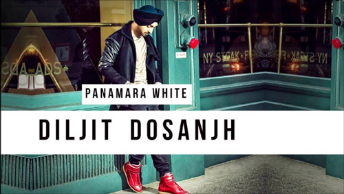 Panamera White Lyrics by Diljit Dosanjh